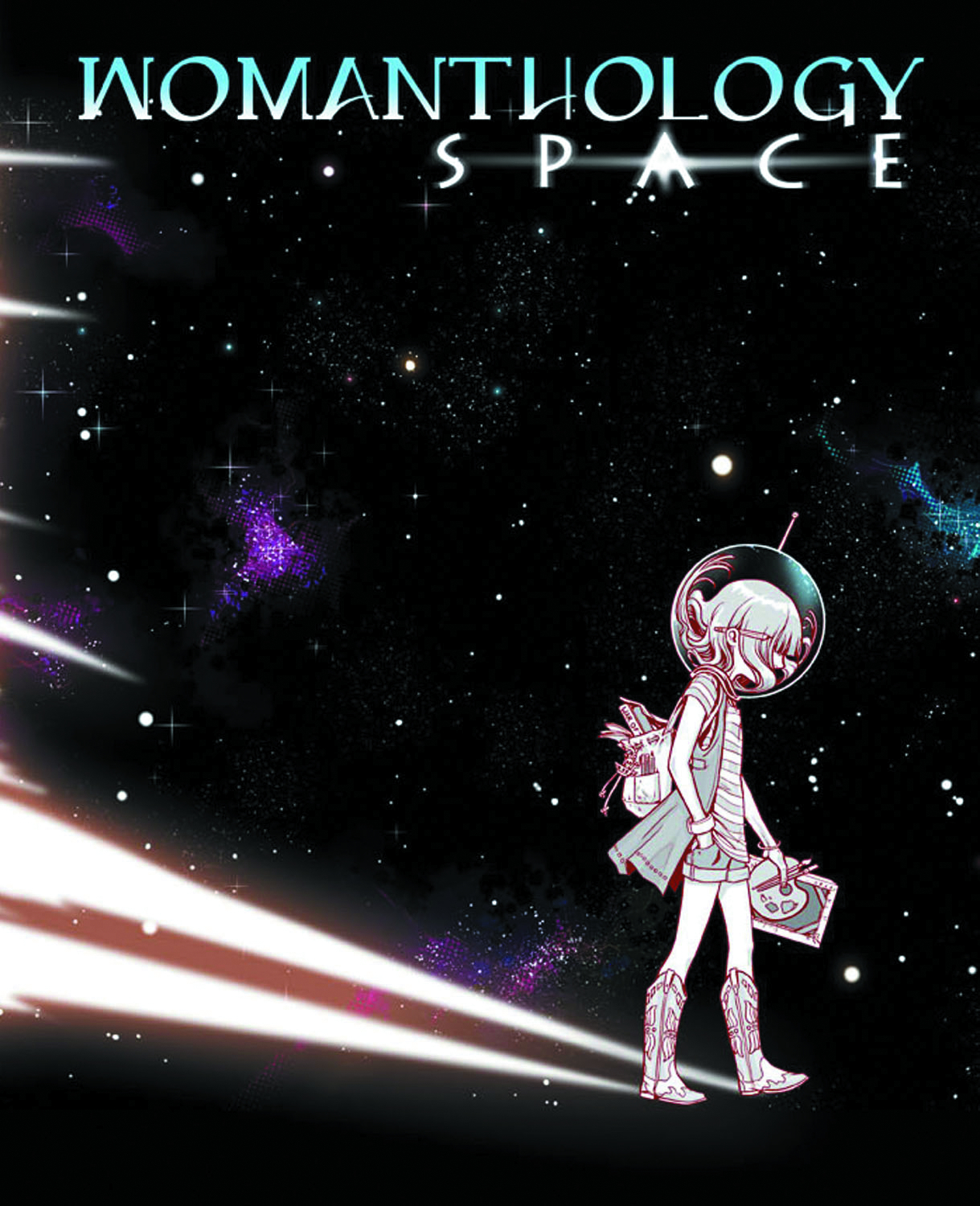 WOMANTHOLOGY SPACE #1