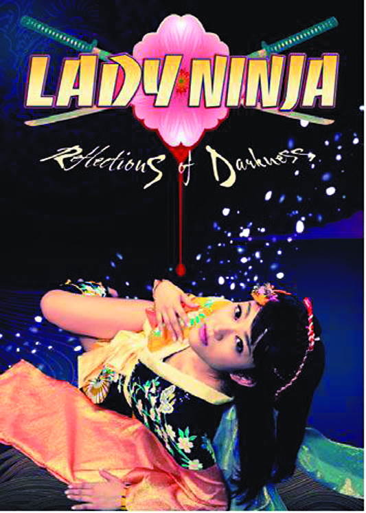 LADY NINJA REFLECTIONS OF DARKNESS DVD