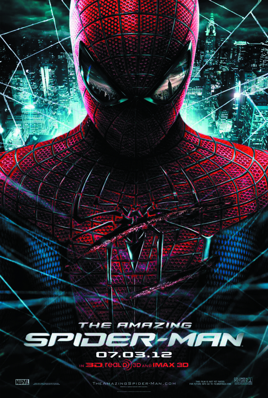 AMAZING SPIDER-MAN BD + DVD
