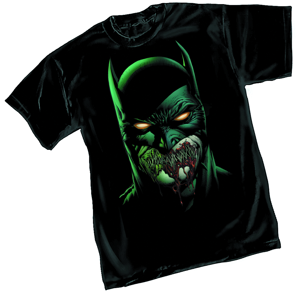BATMAN ZOMBIE BY FINCH T/S XL