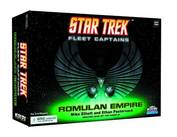 STAR TREK FLEET CAPTAINS ROMULAN EMPIRE EXP