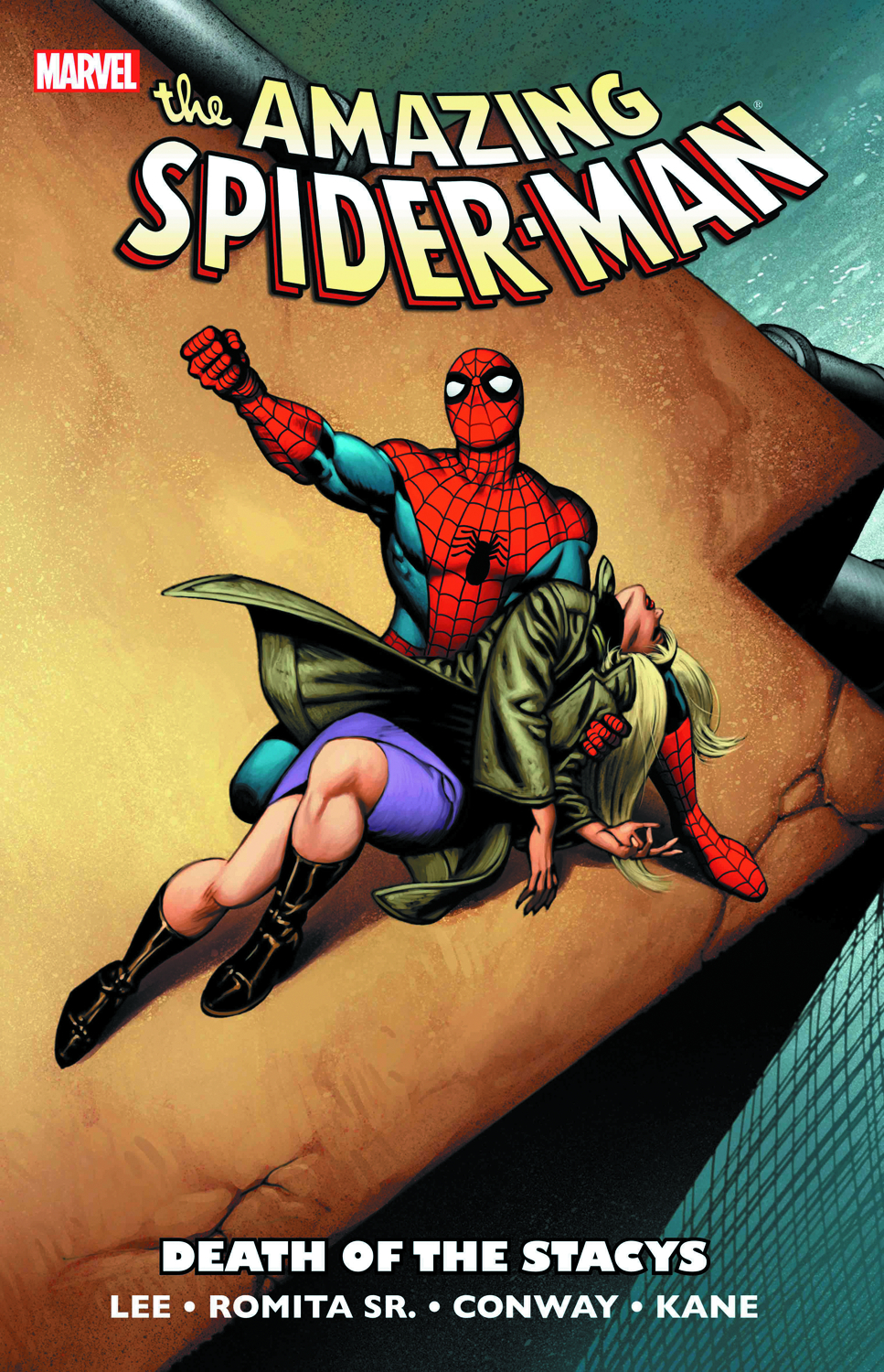 SPIDER-MAN DEATH OF STACYS TP
