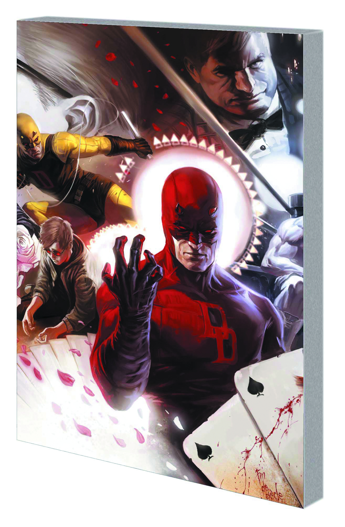 DAREDEVIL BY BRUBAKER AND LARK ULT COLL TP BOOK 03