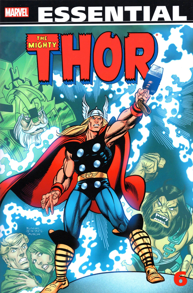 ESSENTIAL THOR TP VOL 06