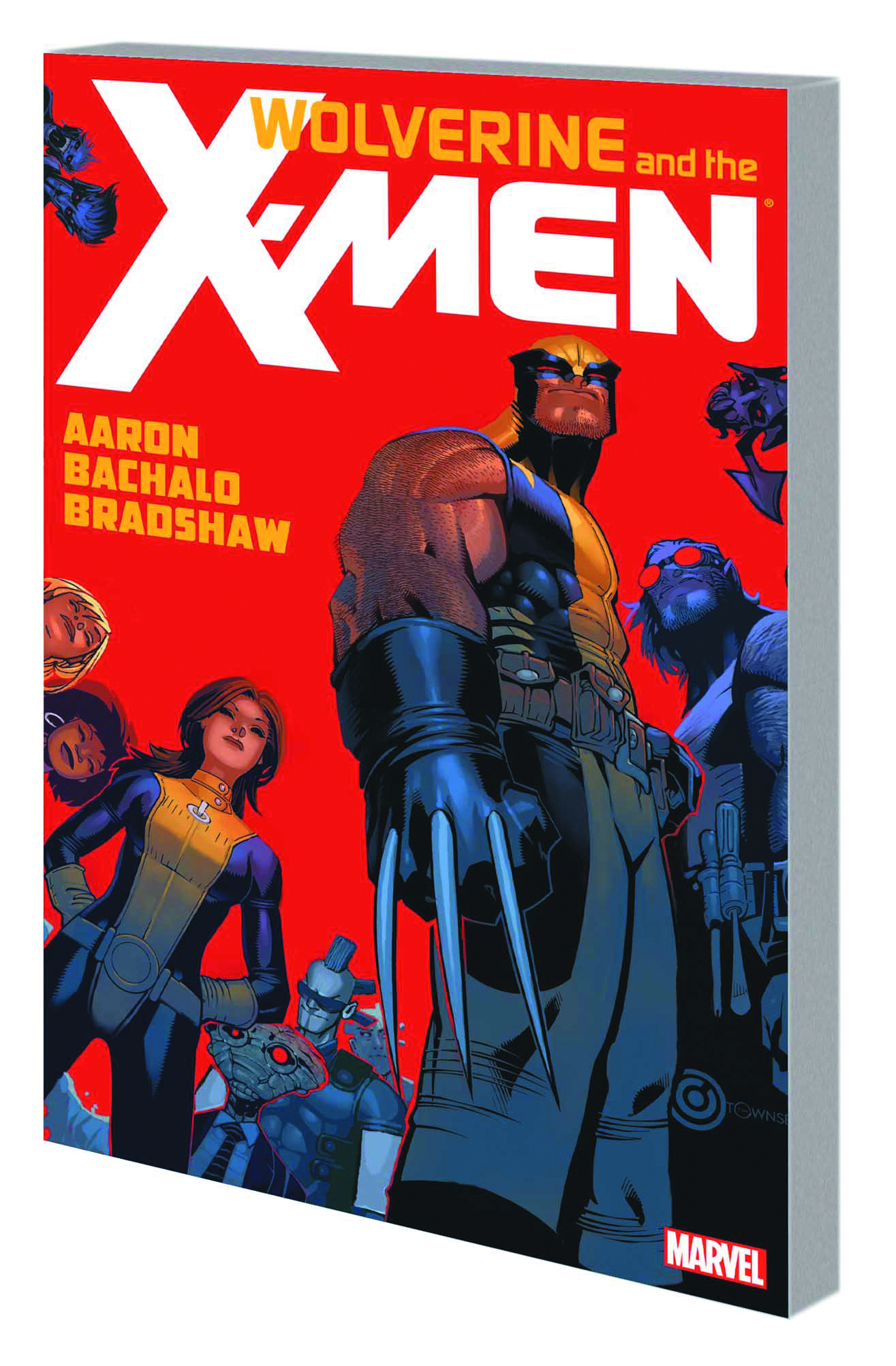 WOLVERINE AND X-MEN BY JASON AARON TP VOL 01