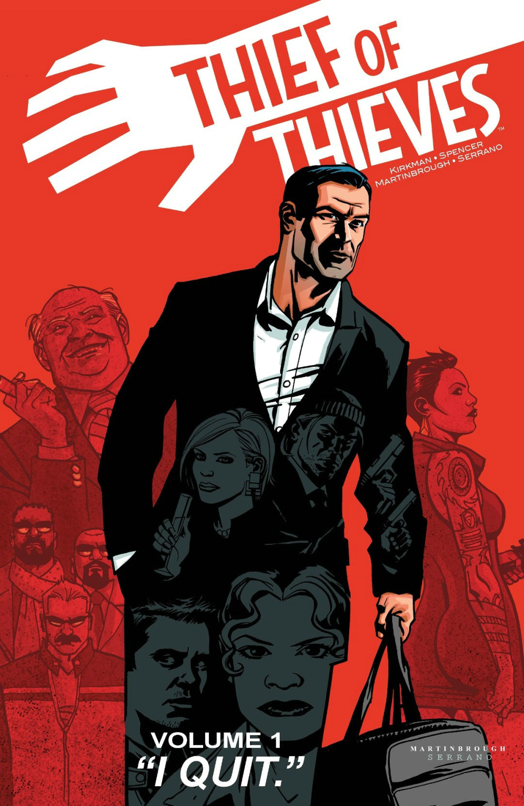 THIEF OF THIEVES TP VOL 01 (JUL120437) (MR)