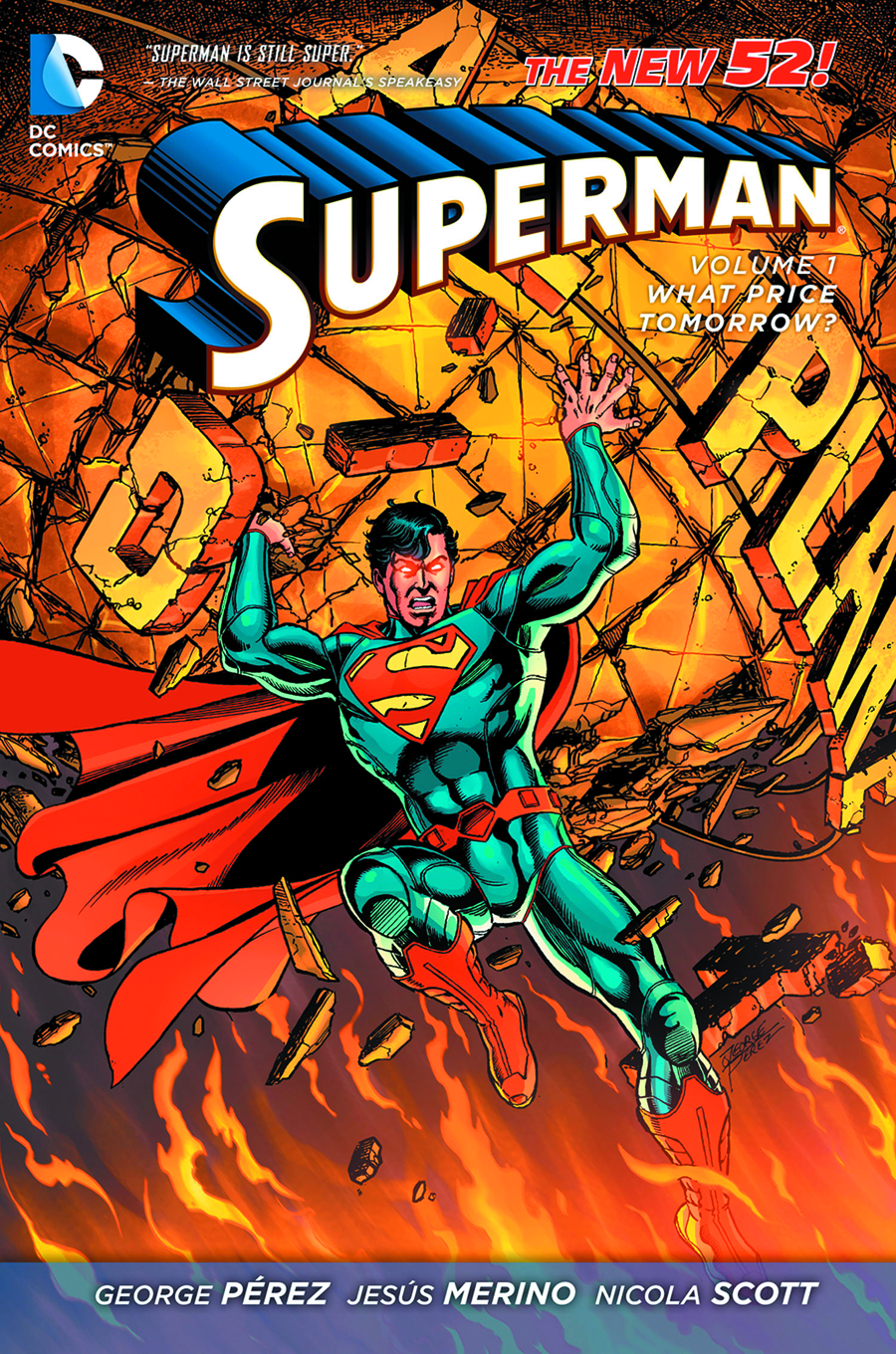 SUPERMAN HC VOL 01 WHAT PRICE TOMORROW