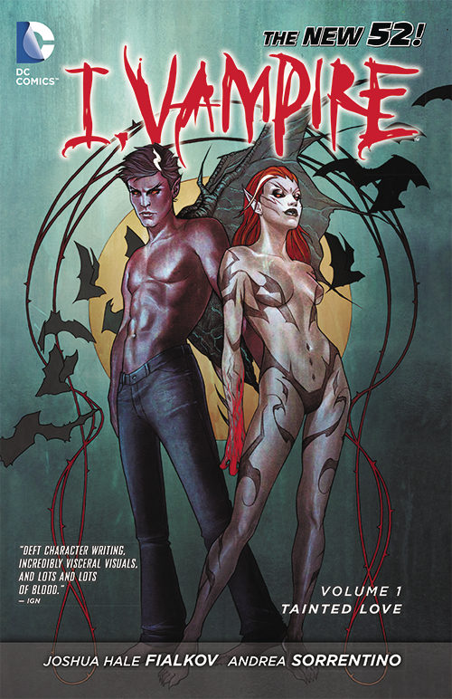 I VAMPIRE TP VOL 01 TAINTED LOVE