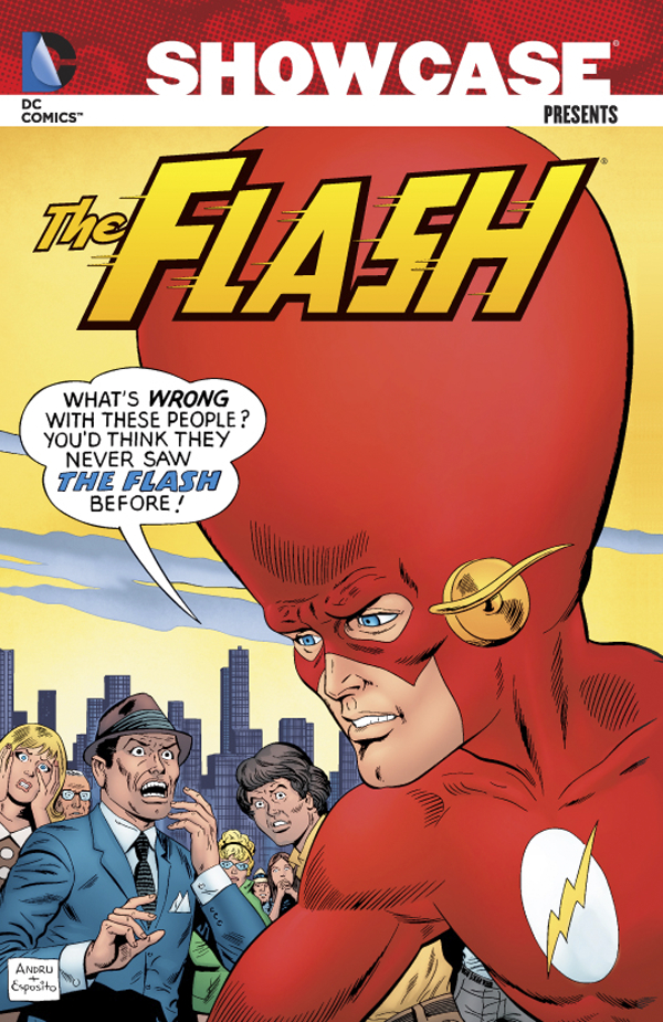 SHOWCASE PRESENTS THE FLASH TP VOL 04