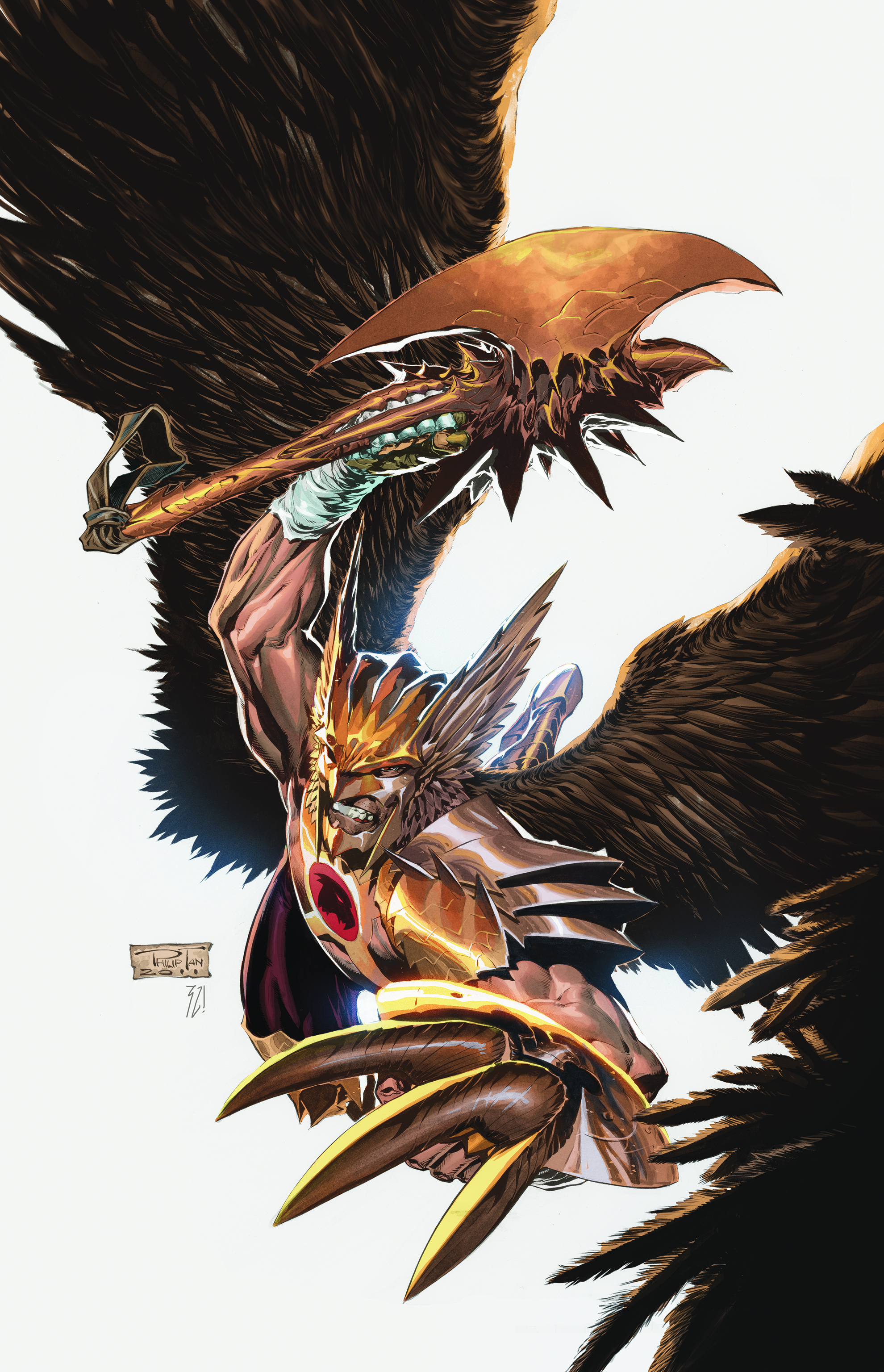 SAVAGE HAWKMAN TP VOL 01 DARKNESS RISING