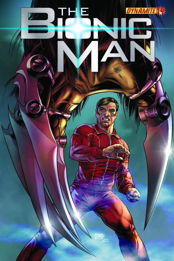 KEVIN SMITH BIONIC MAN #14