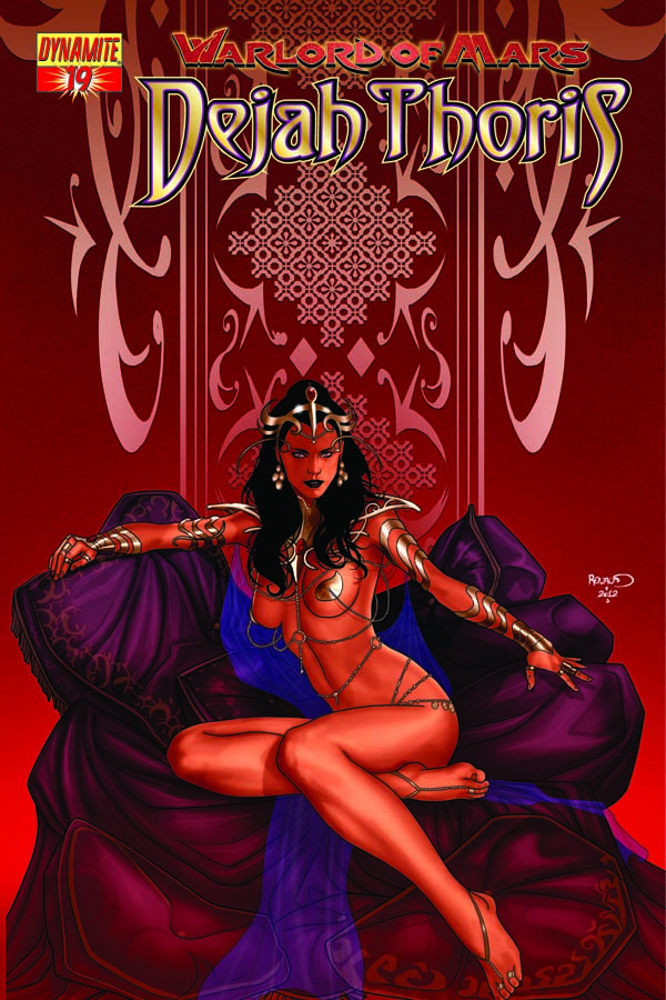 WARLORD OF MARS DEJAH THORIS #19