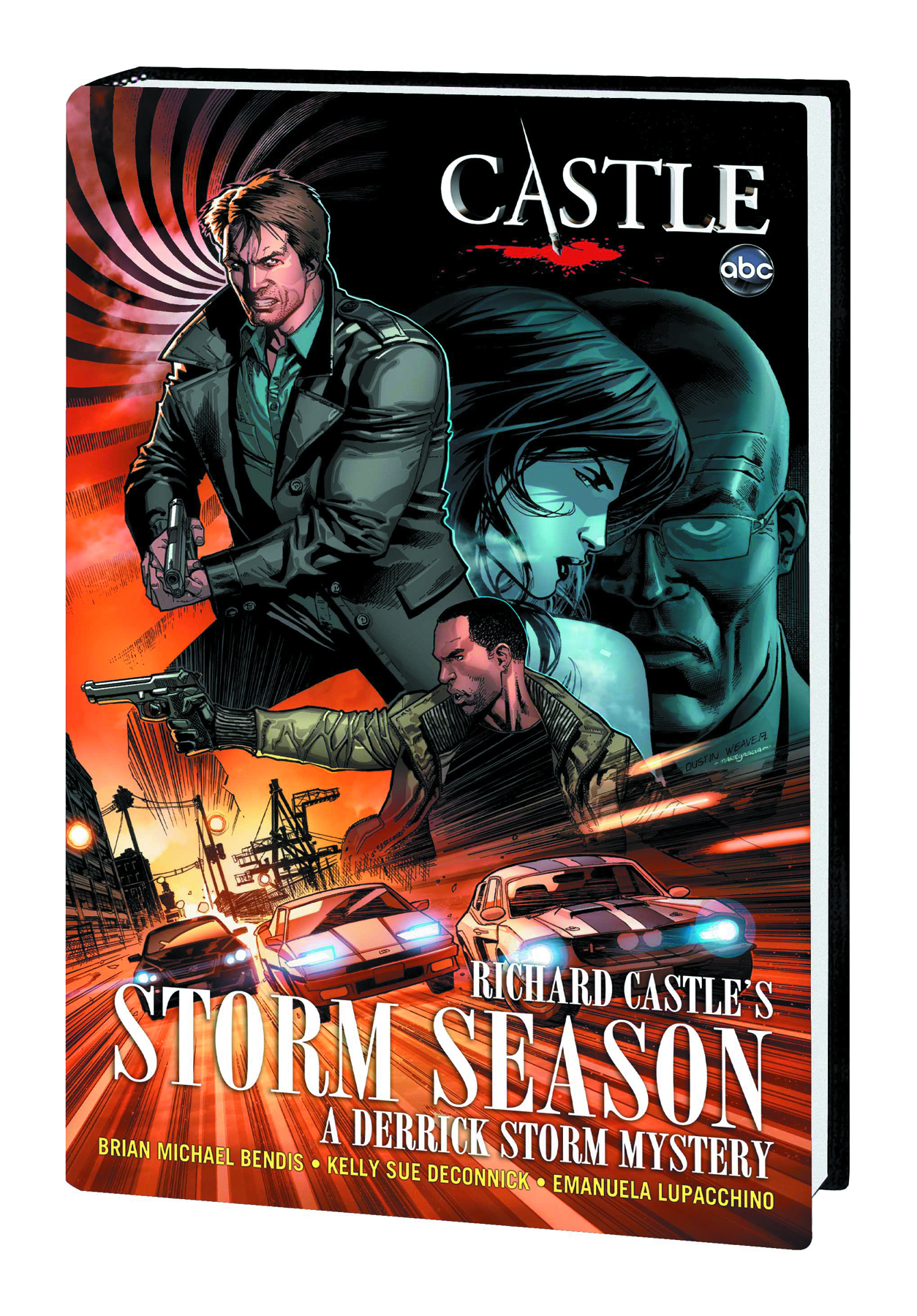 CASTLE PREM HC RICHARD CASTLES STORM SEASON