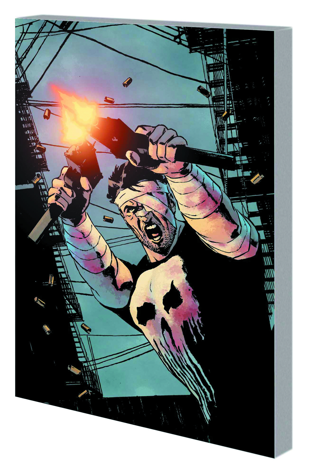 PUNISHER BY GREG RUCKA TP VOL 02