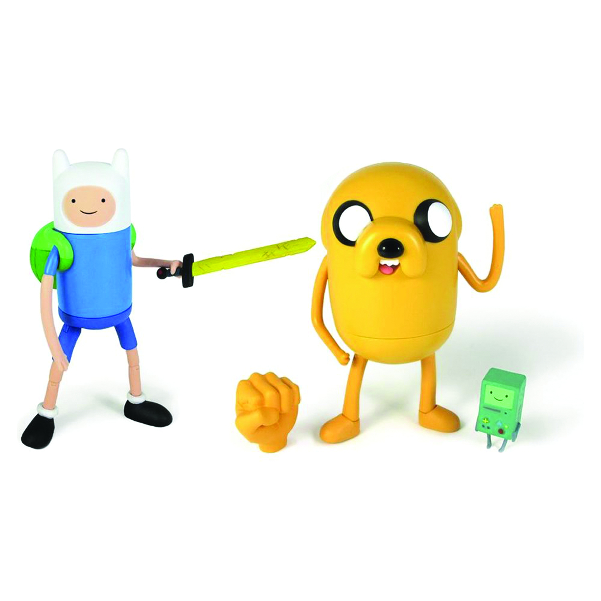 ADVENTURE TIME 5-IN FINN & JAKE AF ASST