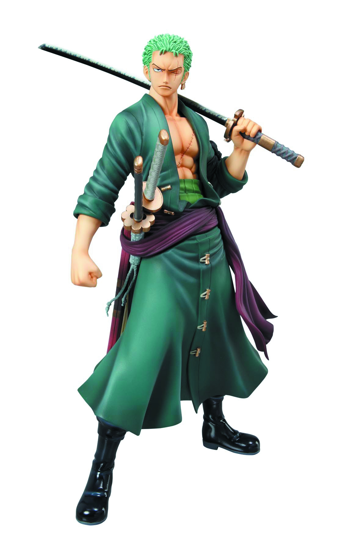 ONE PIECE POP RORONOA ZORO EX MODEL PVC FIG