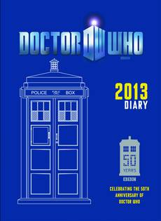 DOCTOR WHO DIARY 2013 PX ED