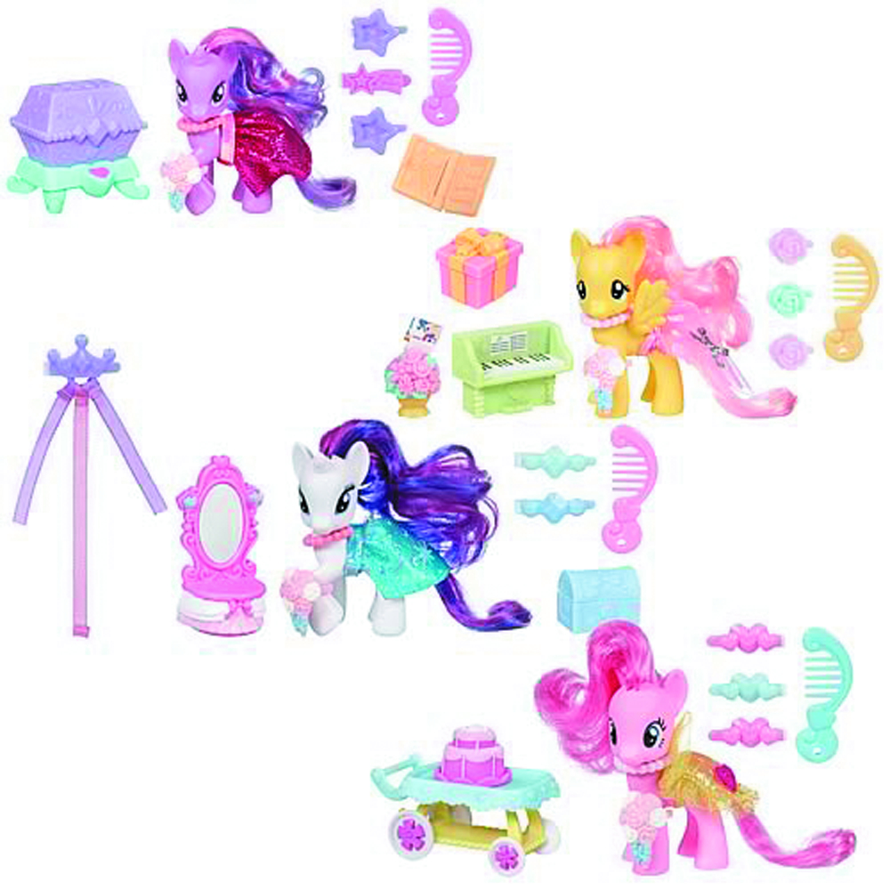 MY LITTLE PONY FIGURE ASST 201204