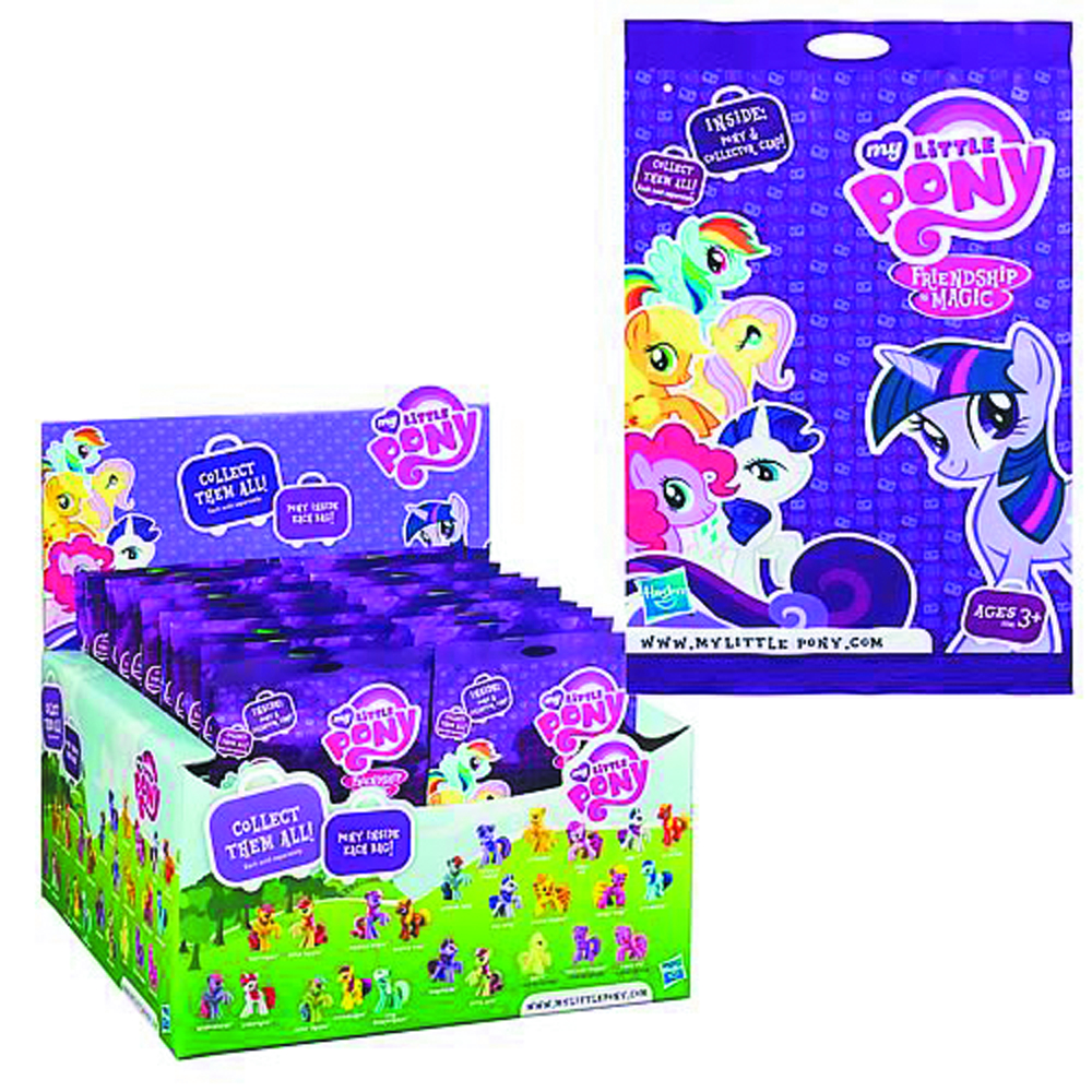 MY LITTLE PONY MYSTERY PONY BMB DIS 201202