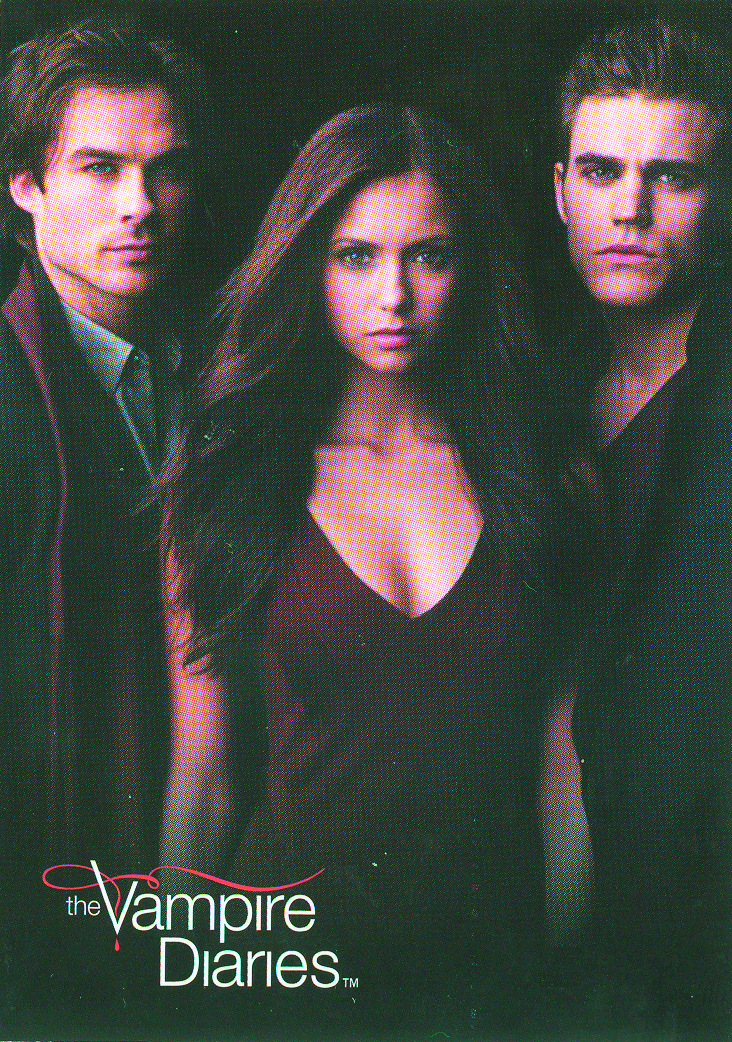 VAMPIRE DIARIES SEASON 2 T/C BOX