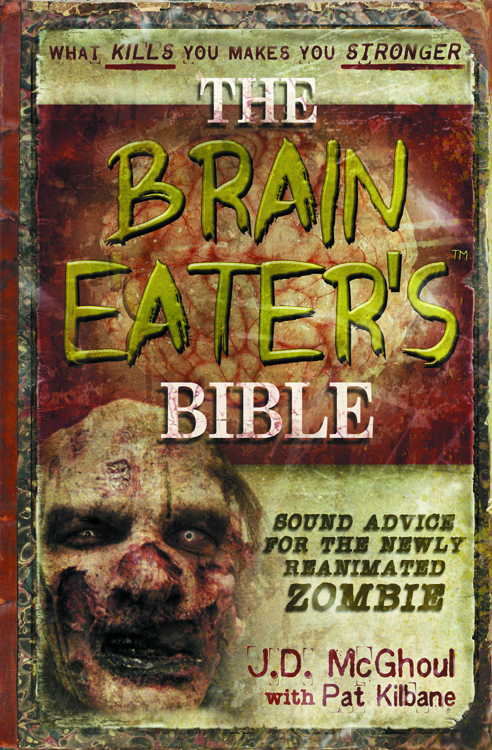 BRAIN EATERS BIBLE HC