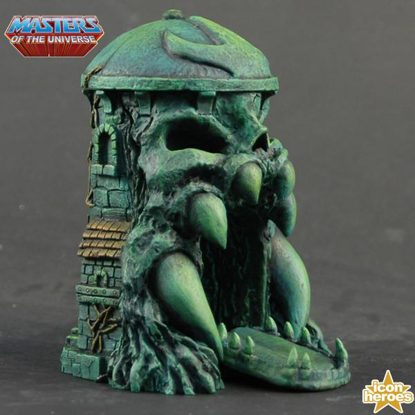 MOTU CASTLE GRAYSKULL BUSINESS CARD HOLDER