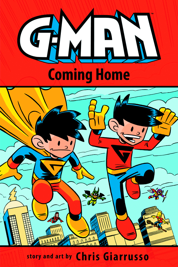 G-MAN TP VOL 03 COMING HOME