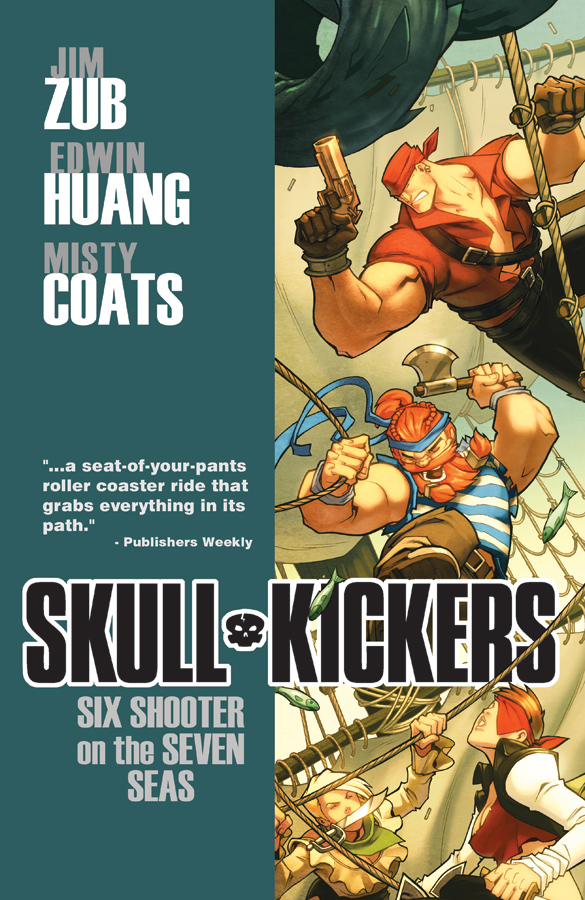 SKULLKICKERS TP VOL 03 SIX SHOOTER ON THE SEVEN SEAS