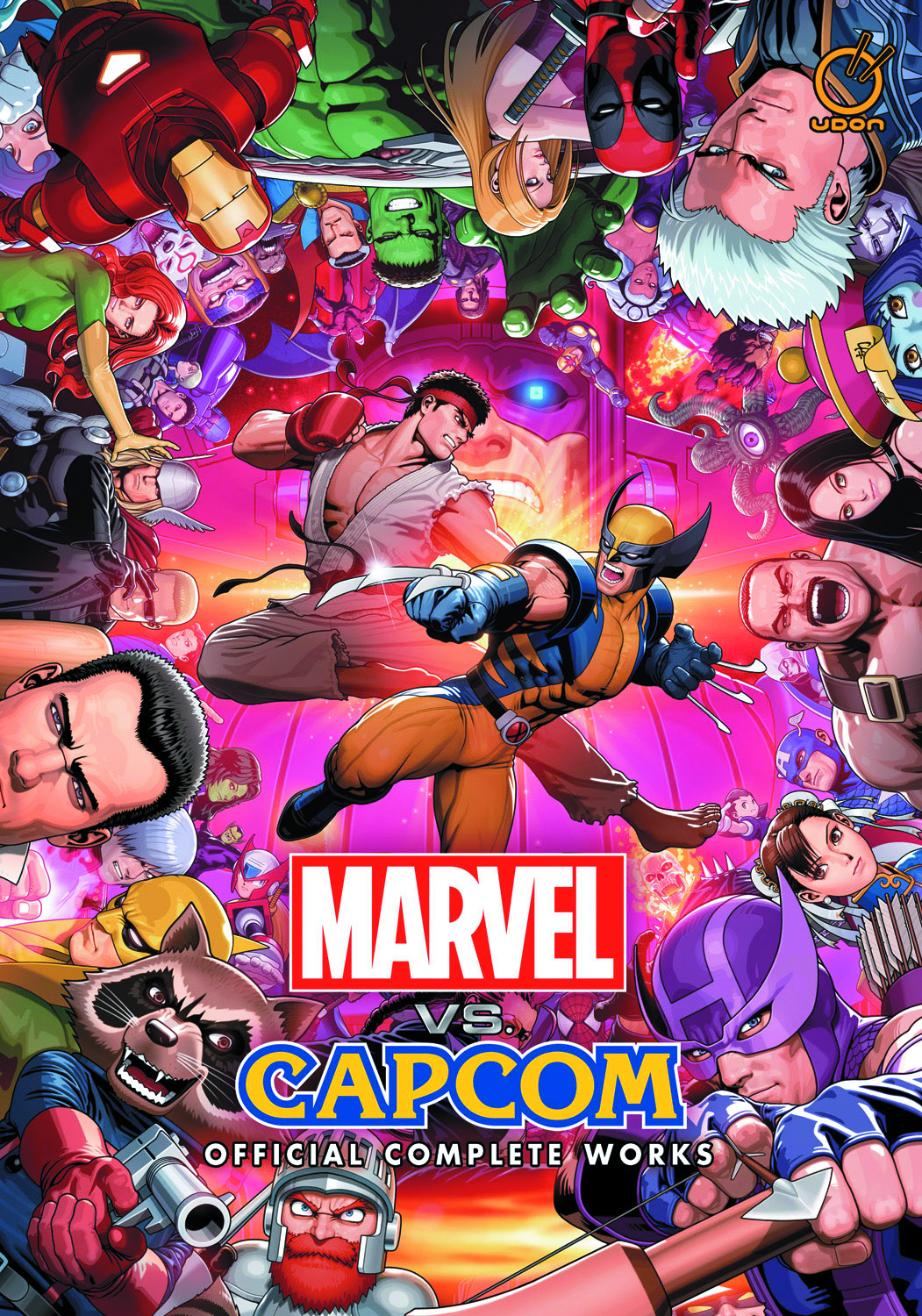 MARVEL VS CAPCOM OFF COMP WORKS SC