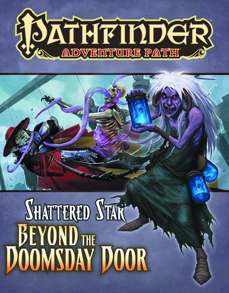 PATHFINDER ADV PATH SHATTERED STAR PT 4 BEYOND DOOMSDAY DOOR
