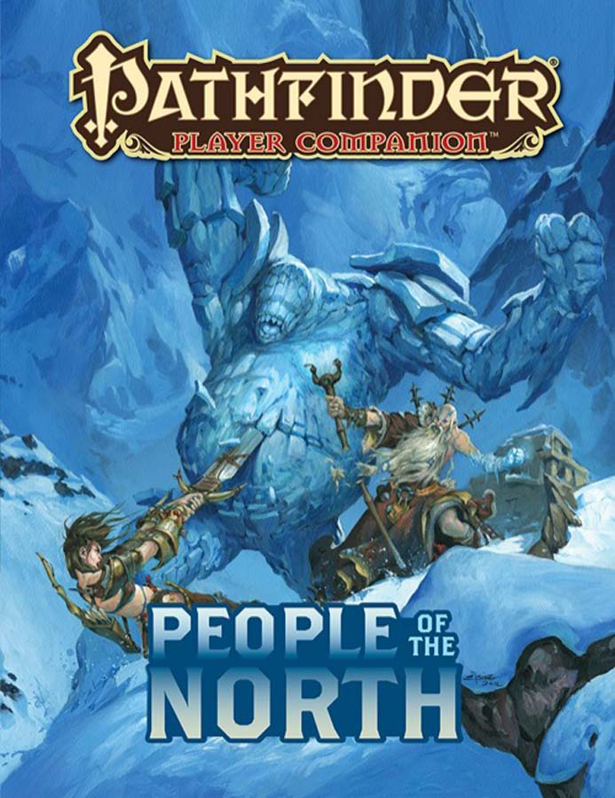 PATHFINDER PLAYER COMPANION PEOPLE O/T NORTH