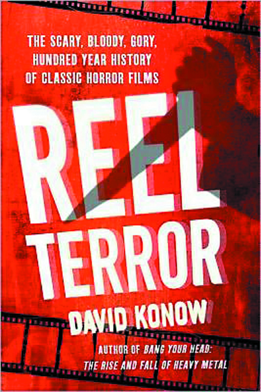 REEL TERROR 100 YEAR HISTORY OF CLASSIC HORROR FILMS SC