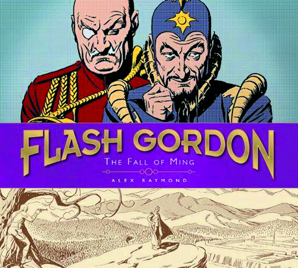 COMP FLASH GORDON LIBRARY HC VOL 03 FALL OF MING