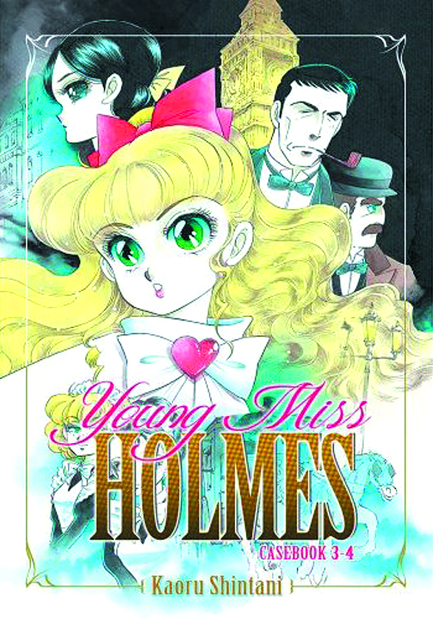 YOUNG MISS HOLMES COLL TP VOL 02 CASEBOOK 3-4