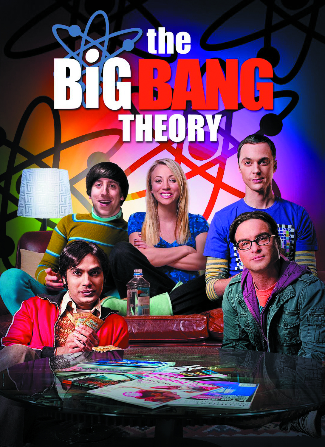 BIG BANG THEORY DVD SEASON 05