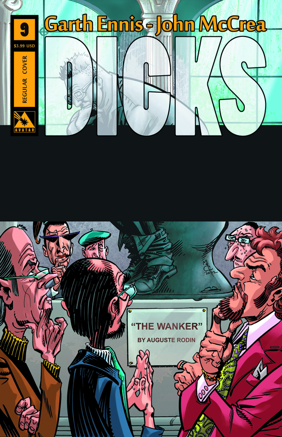 DICKS COLOR ED #9 OFFENSIVE CVR