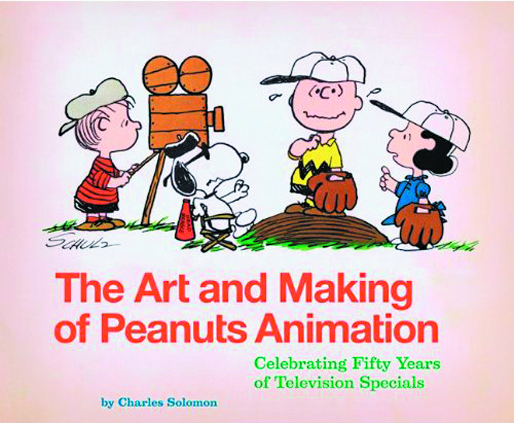 ART AND MAKING OF PEANUTS ANIMATION HC