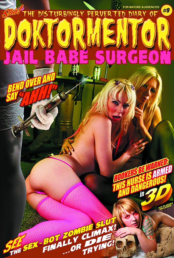 DPD DOKTORMENTOR JAIL BABE SURGEON #9