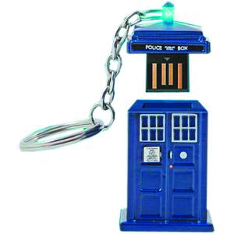 DOCTOR WHO TARDIS 4G USB MEMORY STICK