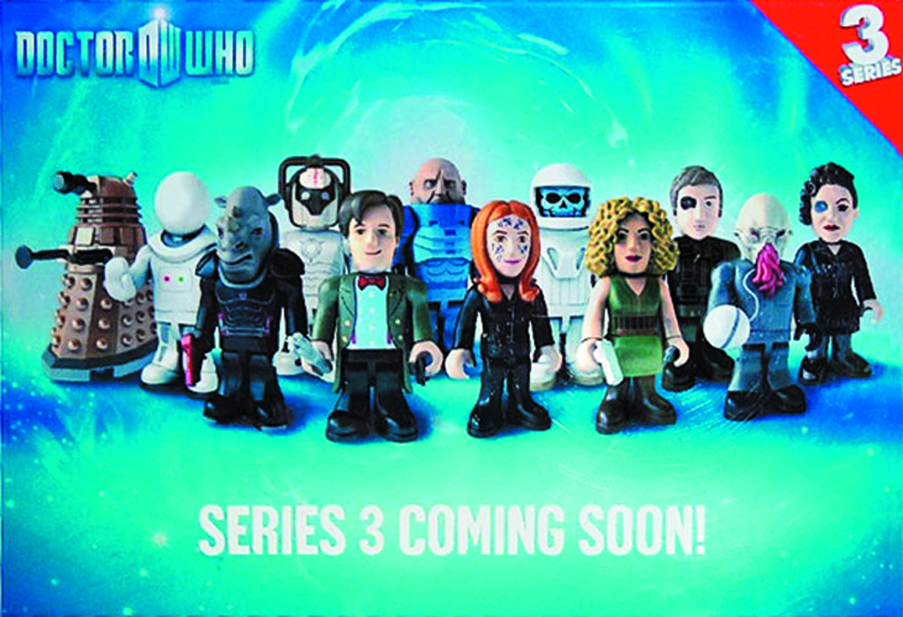 DOCTOR WHO CHAR BUILDING 36PC MINI FIG DS SER 03