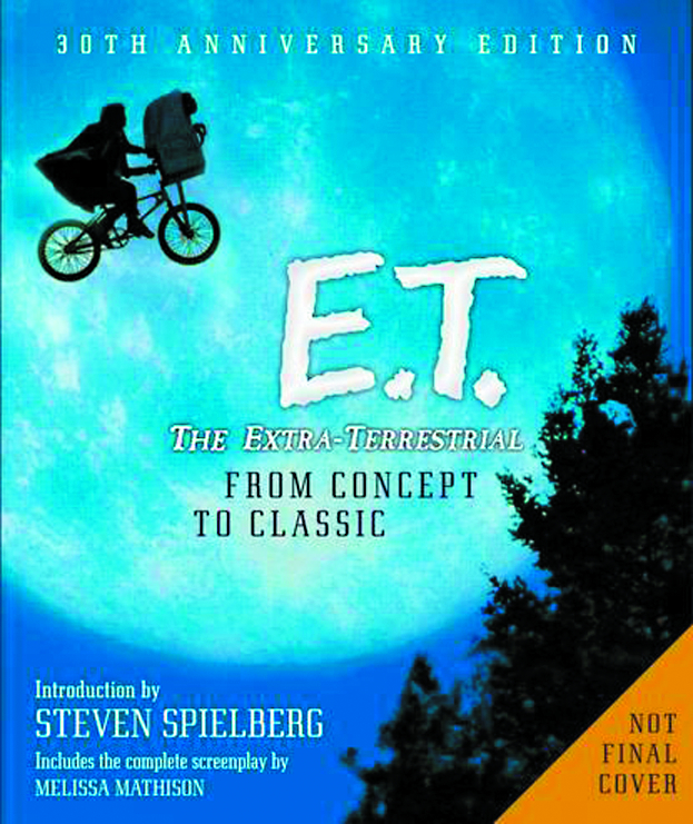 ET EXTRA TERRESTRIAL FROM CONCEPT TO CLASSIC SC