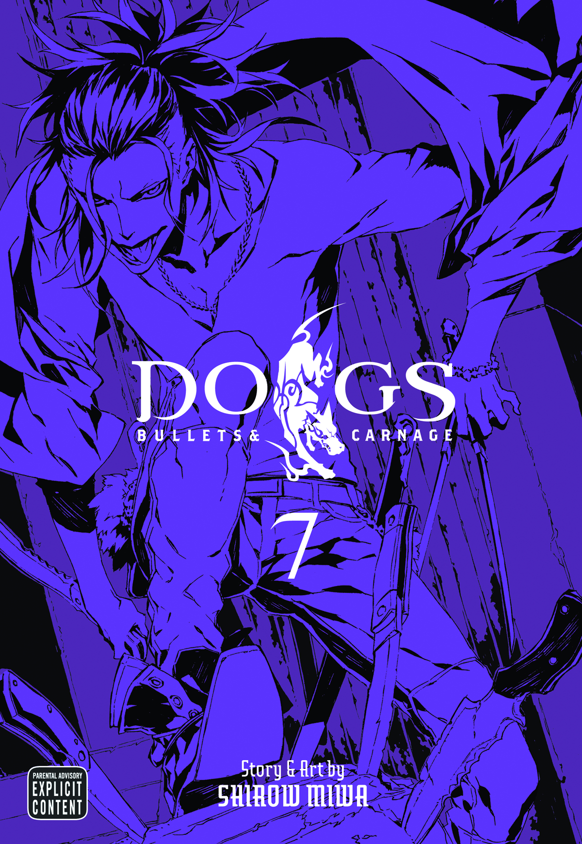 DOGS GN VOL 07