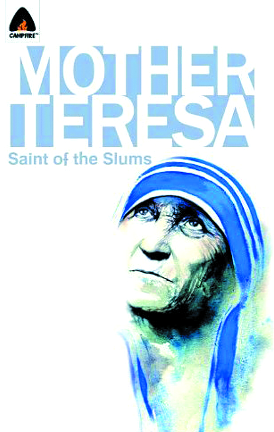 MOTHER TERESA SAINT O/T SLUMS GN