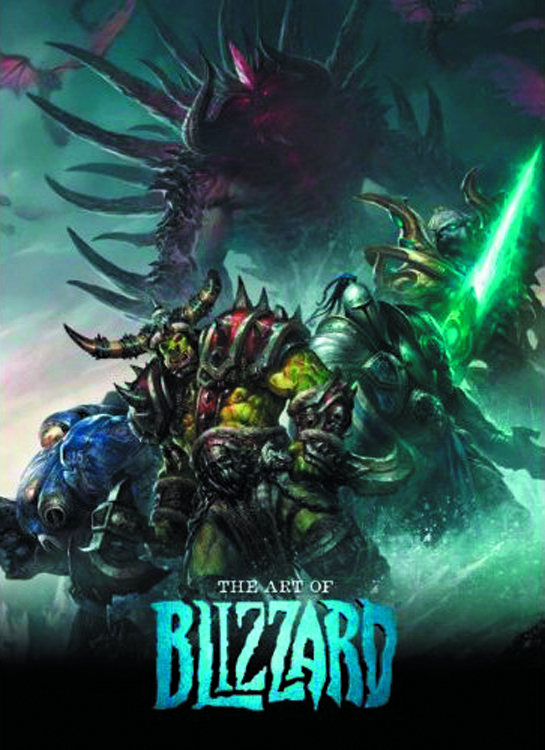 (USE MAY169060) ART OF BLIZZARD HC