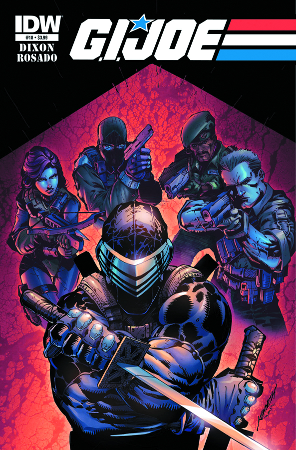 GI JOE VOL 2 ONGOING #18