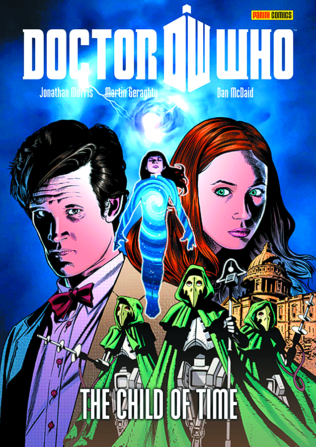 DOCTOR WHO TP CHILD OF TIME