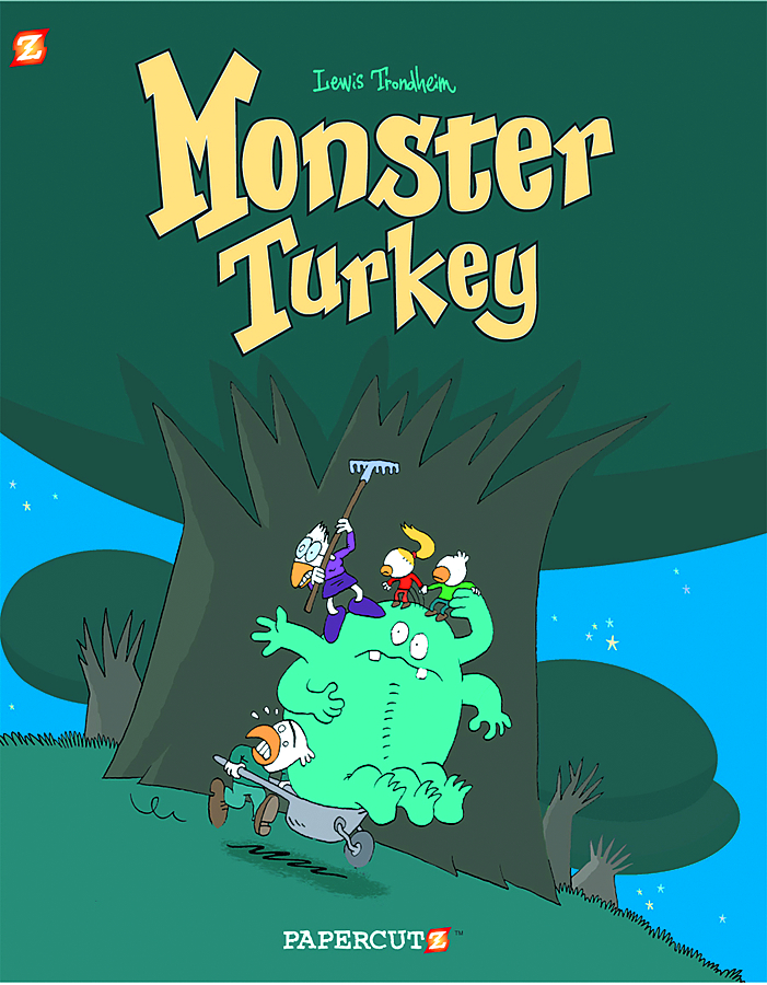 MONSTER HC VOL 04 TURKEY