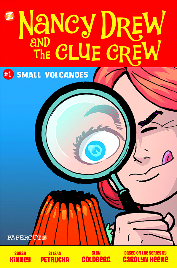 NANCY DREW & CLUE CREW GN VOL 01 SMALL VOLCANOES