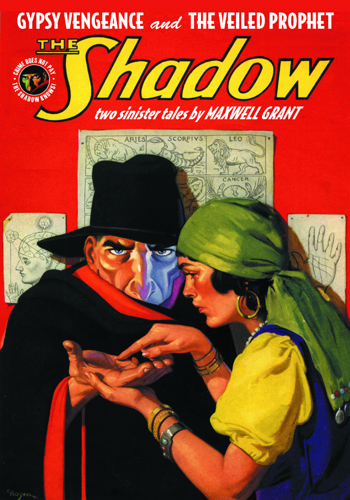 SHADOW DOUBLE NOVEL VOL 65