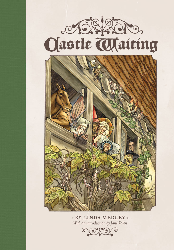 CASTLE WAITING GN VOL 01